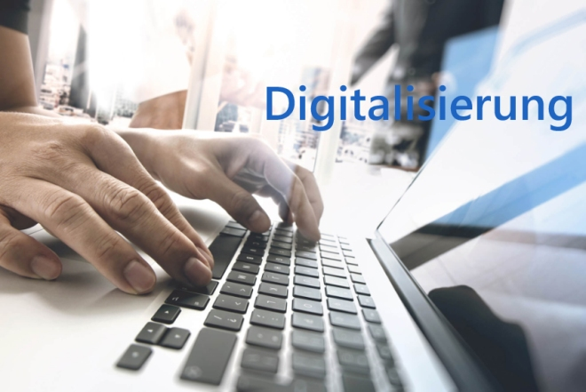 digitalisierung als Chance maxxidee