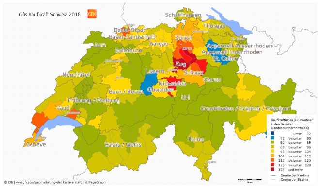 GfK_Kaufkraft_Schweiz_2018